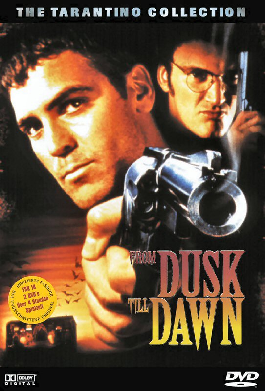 From Dusk Till Dawn-Filmplakat