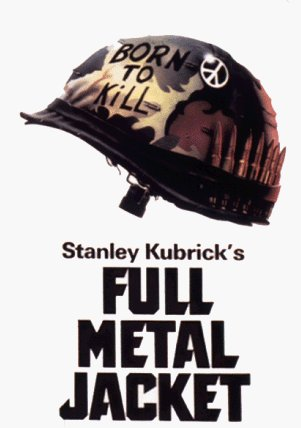 Full Metall Jacket-Filmplakat