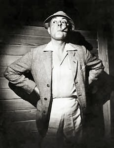 Jacques Tati in Ferien