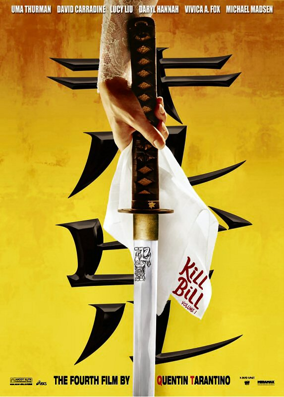 Kill Bill-I-Filmplakat
