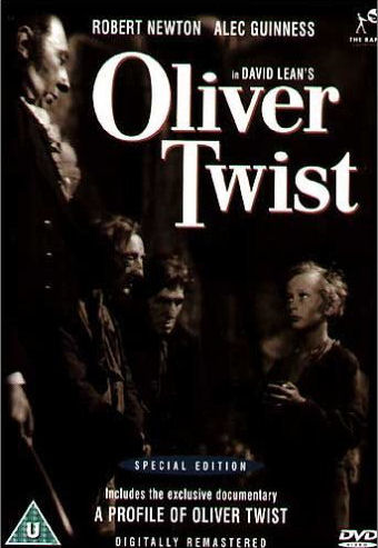Oliver Twist 1948-COVER