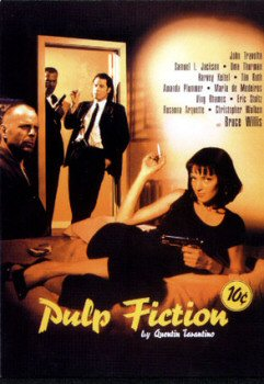 Pulp Fiction-Filmplakat