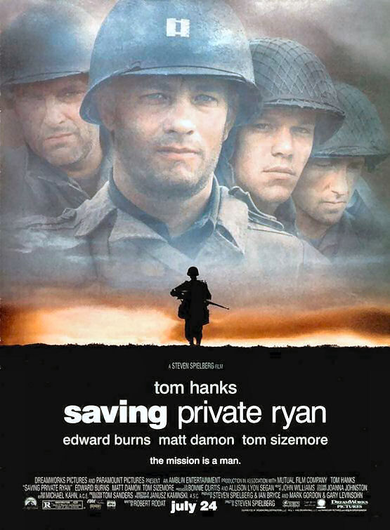 Saving Private Ryan-Plakat