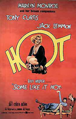 Some like it hot-Filmplakat